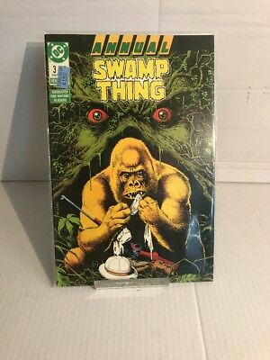 Swamp Thing Annual #3 -