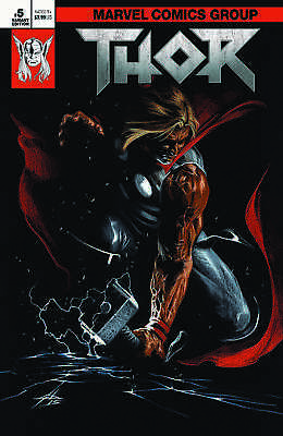 Thor Classic Trade Variant issue #5 Limited to only 700 copies Dell'Otto