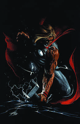 Thor Virgin Variant issue #5 Limited to only 600 copies Dell'Otto