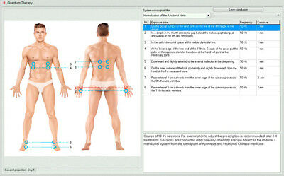 "Vedapulse Professional Extension Software ""quantum Therapy"" English Version"
