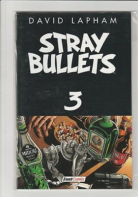 Stray Bullets #3 Party Time