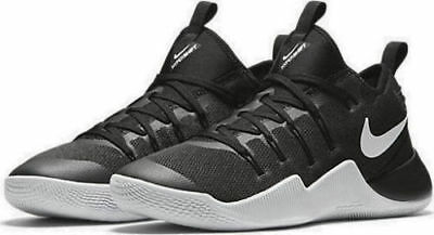 939dcea57a18 ... germany new mens nike hypershift tb black white size 10 844369 020  basketball shoes dfed3 dc77d