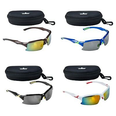 ACCLAIM Titan Running Sunglasses Sportsglasses Plastic Frame Blue Bronze Black