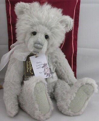 SPECIAL OFFER! Charlie Bears Isabelle Mohair Collection DARBY No 75/400 RRP £275