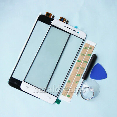 Touch Screen Digitizer Glass Panel Replacement For Cubot Note Plus+Tools 3M Tape
