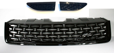 Land Rover Discovery Sport Dynamic Black Gloss Grille And Side Vents