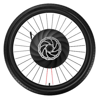"YUNZHILUN IMortor 26"" 240W Smart Electric Bicycle Front Wheel BT4.0 Android/IOS"