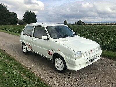 1988 MG Metro **fuly restored and stunning**