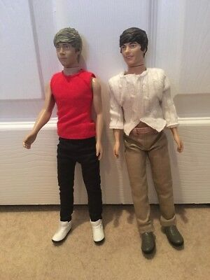 Niall And Louis 1 Direction Dolls