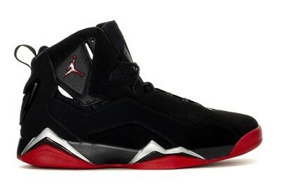 fd34173fdd7910 342964-007  NIKE AIR Jordan 7 True Flight Basketball Shoes Black ...