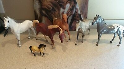 Breyer Lot of 6- 5 Classic and 1 SM for Customization- Body Lot
