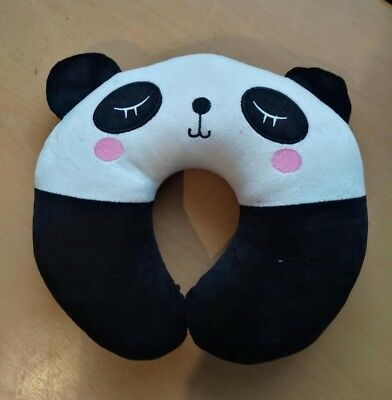 U Shape Toy Animal Pillow For Baby Kid Travel Car Seat Neck Rest Soft Cotton CO