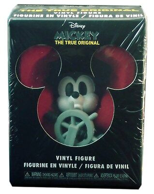 Funko Mystery Minis Mickey 90th Years , Steamboat willie (Boxed)