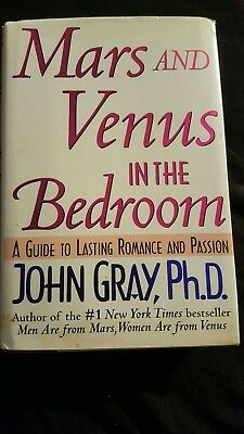 Mars and venus in the bedroom 200 picclick mars and venus in the bedroom by john gray 1995 hardcover fandeluxe Image collections