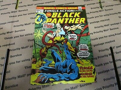 Jungle Action # 7 The Black Panther Marvel Comics