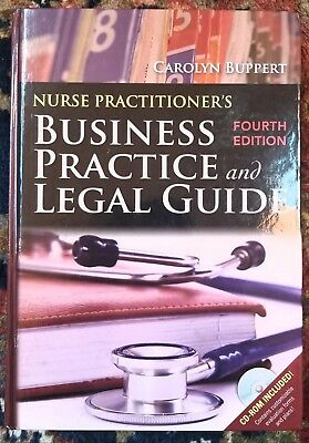Nurse Practitioner's Business Practice and Legal Guide. 4th Edition. C. Buppert