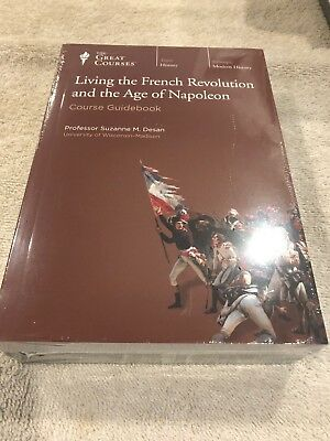 Great Courses - Living the French Revolution and the Age of Napoleon
