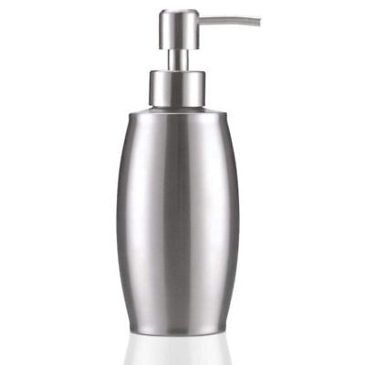 V1R2 Soap and lotion dispensers 350 ML Stainless Steel Spring Foam Pump (shower