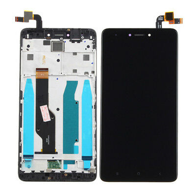 For Xiaomi Redmi Note 4/4X (Global Version) LCD Display Screen Digitizer / Frame