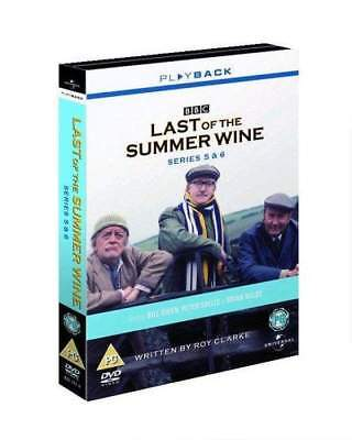 Last of the Summer Wine: The Complete Series 5 and 6 (Box Set) - DVD | Brand New