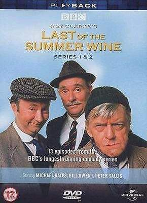 Last of the Summer Wine: The Complete Series 1 and 2 (Box Set) - DVD | Brand New