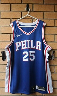 official photos 57a07 63c35 TOP & SHORTS Ben Simmons 25 Philadelphia Sixers 76ers Youth ...