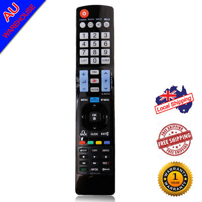 NEW* AKB73615309 3D TV Remote Control for LG 55LM9600 60PM6700 65LM6200 55LM7600