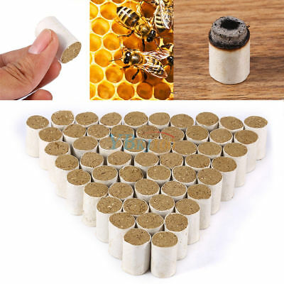 54PCS Bee Hive Smoker Chinese Medicinal Herb Smoke Healthy Honey Beekeeping Tool