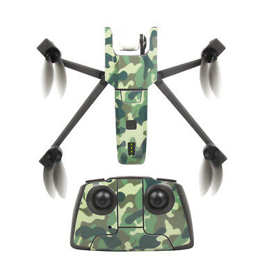 PVC Stickers Waterproof Skin Decals for Parrot Anafi Drone Remote Controller