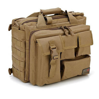 Outdoor Sport Computer Laptop Bags Military Tactical Waterproof Camping Bag LH