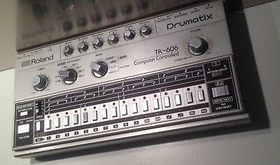 ROLAND TR-606 free shipping within Europe!