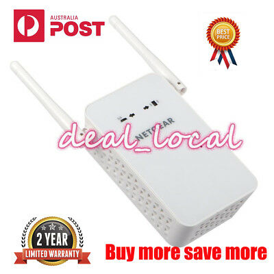 Netgear EX6100 AC750 750Mbps Dual Band Wireless Range Extender WiFi Booster