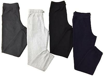 Boys Jogging Bottoms Ex Uk Store Joggers Jog Pants 3-16 Years 6 Colours New