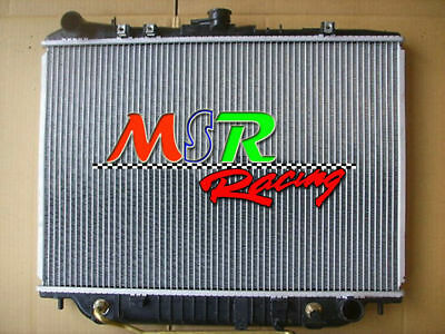 Auto/Manual radiator for Holden Rodeo TF R7 3.2L V6 1997-2003