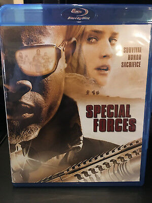 Special Forces [2 Discs] [Blu-ray/DVD] (Blu-ray Used Like New) BLU-RAY/WS