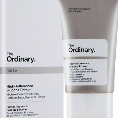 The Ordinary High-Adherence Silicone Primer 1oz Full Size New in Box FREE SHIP!