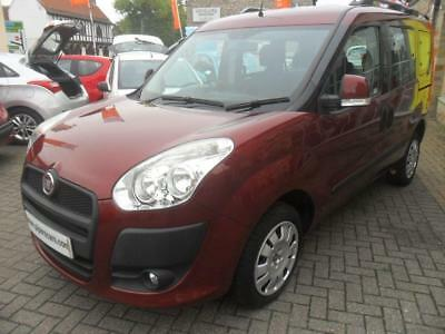 2012 Fiat Doblo 1.4 16V MyLife SEVEN SEATS ! 5 door MPV