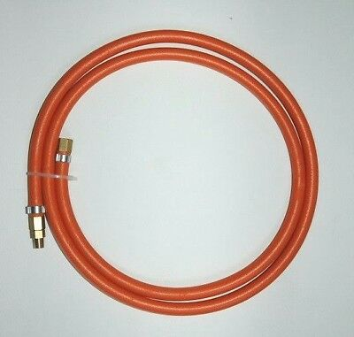Gas poker hose. Suitable for natural gas or LPG (propane or butane)