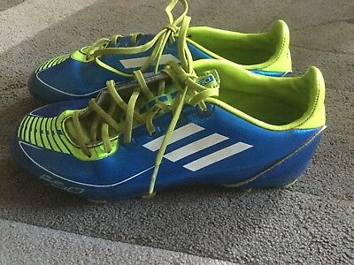 Adidas F30 Rugby Boots Size 3