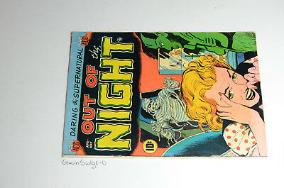 Out of the Night (1952) #2