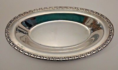 Silverplate Bread Tray -Camelot - International Silver Company-Vintage/Antique