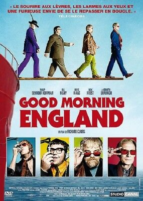 Good Morning England DVD NEUF SOUS BLISTER