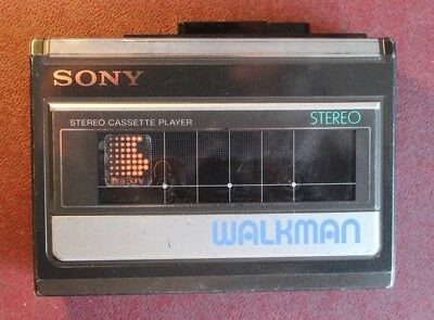 Sony Walkman WM-31 - classic walkman from 1986 - in great condition and working.