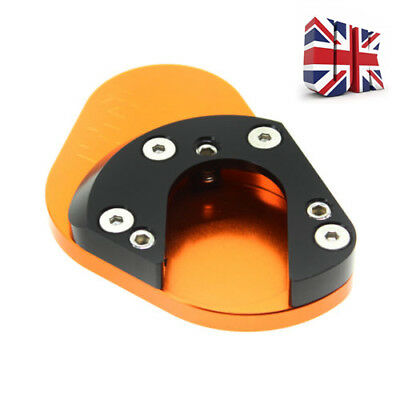 Aluminum Side Kickstand Stand Plate Extension For KTM 990 2007-14 950 2003-07 UK