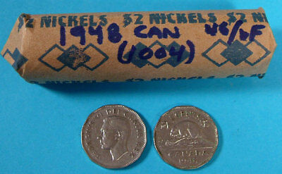1948 - CANADA Penny - Canadian one cent coin - $1 52 | PicClick