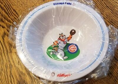 Kelloggs MLB Chicago cubs  bowl