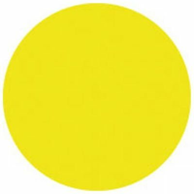Showtec Colour Roll 122 x 762 cm Yellow (PAR Halogen)