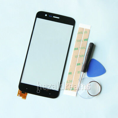 New Touch Screen Digitizer Glass Panel Replacement For Vernee Thor+Tools 3M Tape