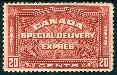 Weeda Canada #E5 VF MNH 1932 Special Delivery Express issue CV $200.00