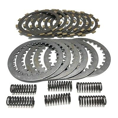 2004 - 2013 Yamaha Raptor 350 Heavy Duty DCR Clutch Kit Plates Steels Springs